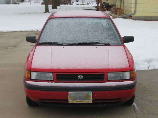 Picture of 1993 Mazda Protege 4 Dr DX Sedan