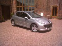 Picture of 2008 Peugeot 207, exterior, gallery_worthy
