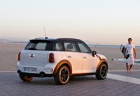 2011 MINI Countryman, Back View. , manufacturer, exterior