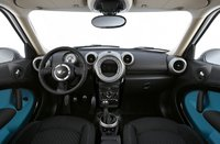 2011 MINI Countryman, Front Seat. , manufacturer, interior