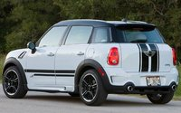 2011 MINI Countryman, Back quarter view. , exterior, manufacturer