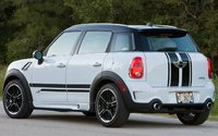 2011 MINI Countryman, Back quarter view. , manufacturer, exterior