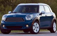 2011 MINI Countryman, Front three quarter view. , manufacturer, exterior