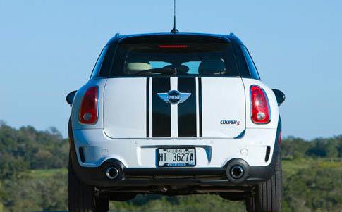 Picture of 2011 MINI Countryman, manufacturer, exterior