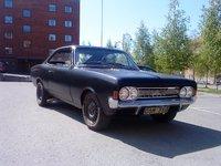 1969 Opel Rekord Overview