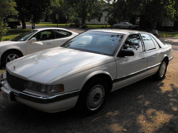 1992 Cadillac Seville Overview Cargurus