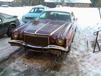 1977 Chrysler Cordoba Overview