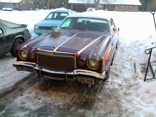 Picture of 1977 Chrysler Cordoba