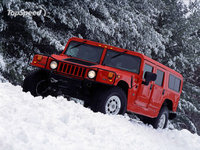 Picture of 2002 Hummer H1 4 Dr 10th Anniversary Edition Turbodiesel 4WD SUV, exterior