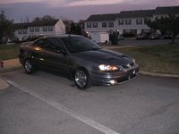 2005 Pontiac Grand Am GT1 Coupe, All shined up., exterior
