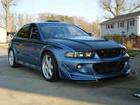 2001 Mitsubishi Galant GTZ, one day it'll look like that, exterior, gallery_worthy