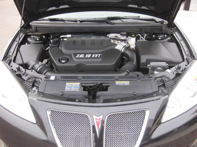 Picture of 2009 Pontiac G6 GXP Coupe, engine