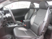 Picture of 2009 Pontiac G6 GXP Coupe, interior