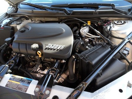Picture of 2009 Chevrolet Impala LT, engine