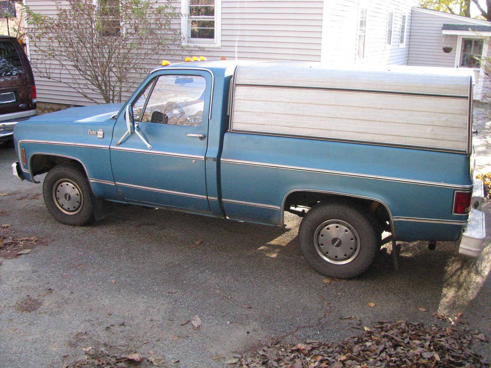 1978 GMC Sierra picture