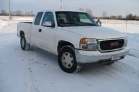 Picture of 1999 GMC Sierra 1500 SLE Extended Cab SB, exterior, gallery_worthy