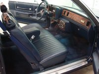 1982 Chevrolet Monte Carlo picture, interior