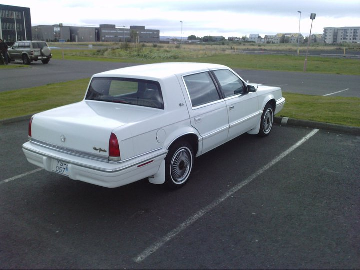1992 chrysler new yorker exterior pictures cargurus