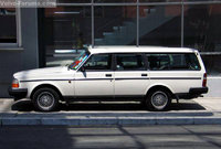 Picture of 1992 Volvo 240 Wagon, exterior