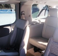 2006 Chevrolet Uplander LT FWD Ext Wheelbase 1LT, Integrated Child Booster seat with 5 point harness, All 2nd & Third row seats are removable for extra cargo space., interior