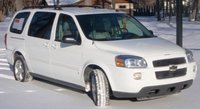 2006 Chevrolet Uplander LT FWD Ext Wheelbase 1LT, Remote Starter, DVD, Alloy Wheels, Class III Hitch, 7 Passenger Seating plus cargo space., exterior