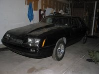 1985 Ford Mustang, When I fist got the Mustang, exterior