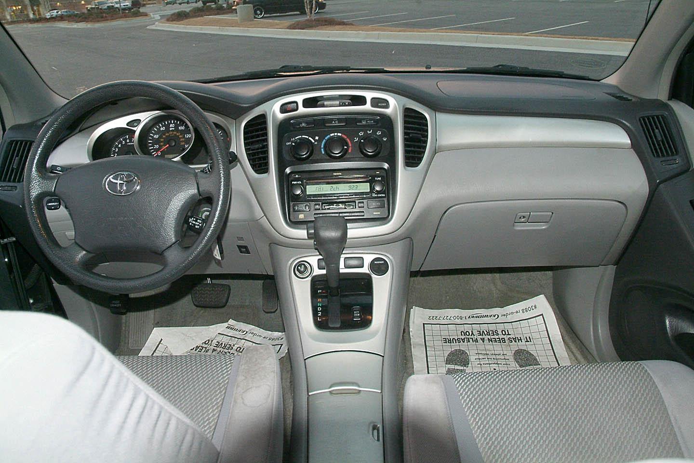 2004 Toyota Highlander Pictures Cargurus