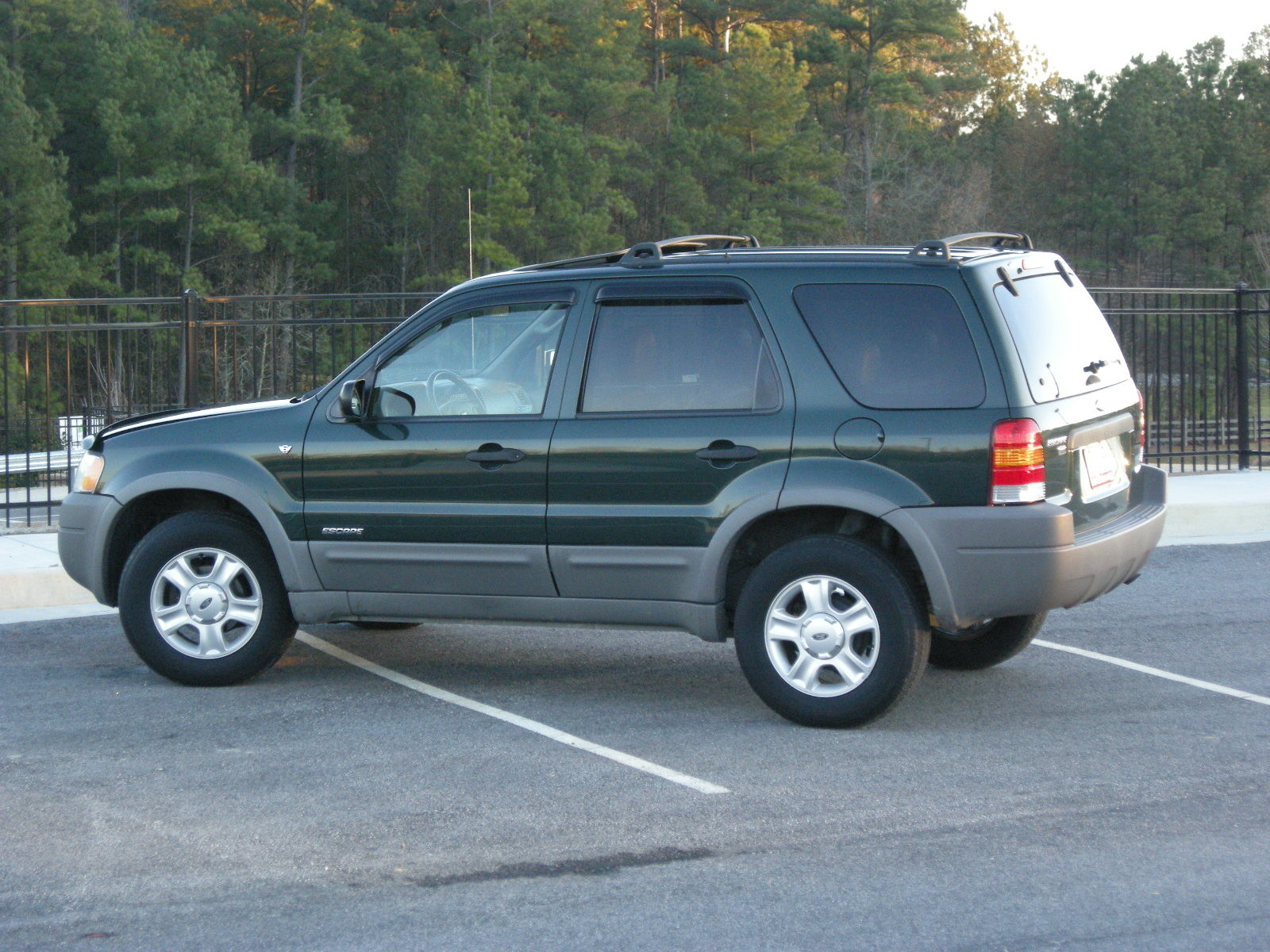 2002 Ford Escape Pictures Cargurus