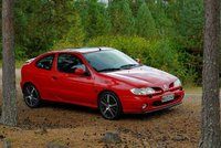 1996 Renault Megane Picture Gallery