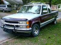 1994 Chevrolet C/K 1500 Ext. Cab 6.5-ft. Bed 2WD picture, exterior