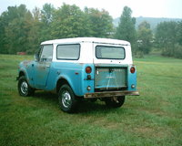 1970 International Harvester Scout picture, exterior