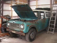 1970 International Harvester Scout Overview