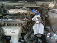 Picture of 1991 Toyota Camry STD, engine