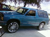 Picture of 1991 GMC S-15 Jimmy 2 Dr STD SUV, exterior