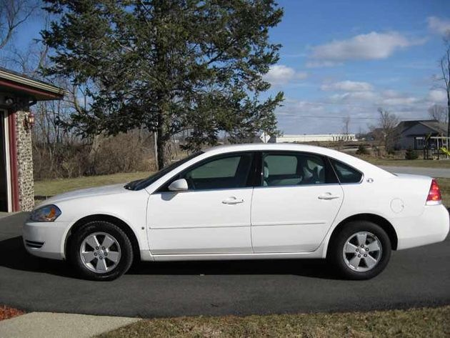 Picture of 2009 Chevrolet Impala