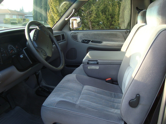 1995 Dodge Ram 1500 - Interior Pictures - CarGurus