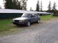 1985 Saab 900, all washed up...looks much better than expected., exterior, gallery_worthy