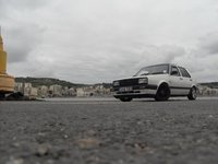 1992 Volkswagen Golf 4 Dr GL Hatchback, Keep on going!!!!!, exterior