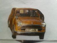1970 Austin Mini Overview