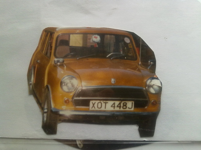 Picture of 1970 Austin Mini