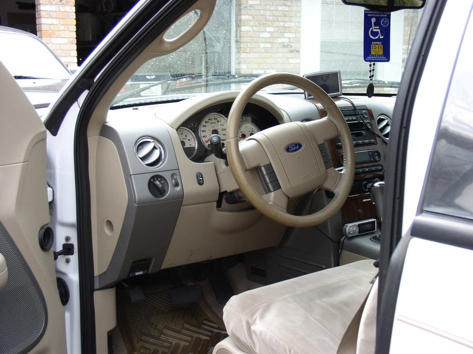 picture of 2004 ford f 150 lariat ext cab interior. Black Bedroom Furniture Sets. Home Design Ideas