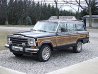 1987 Jeep Grand Wagoneer Overview