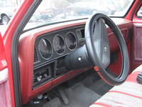 Picture of 1986 Dodge Ram 50 Pickup, interior