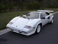 1974 Lamborghini Countach Overview