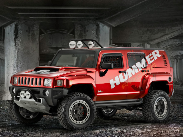 Picture of 2010 Hummer H3