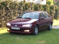 Picture of 1997 Peugeot 406, exterior