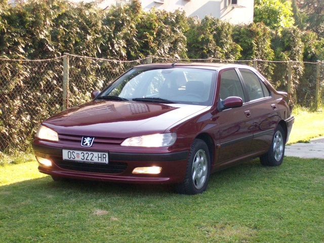 Picture of 1997 Peugeot 406