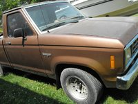 1984 Ford Ranger Picture Gallery