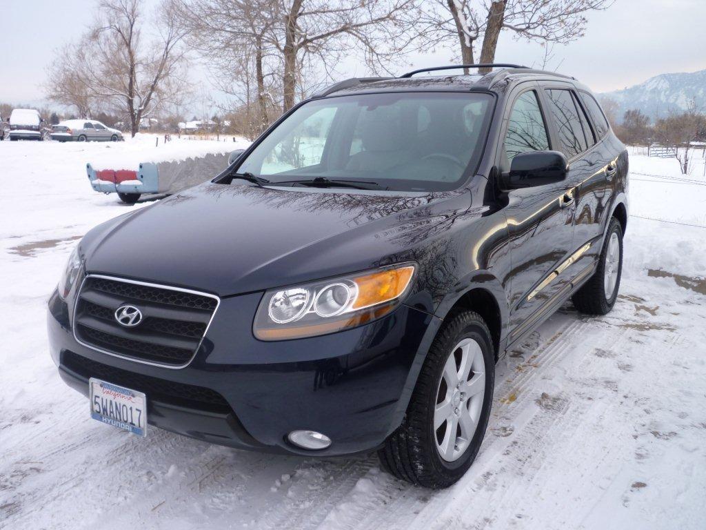 2007 Hyundai Santa Fe Pictures Cargurus
