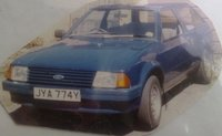 1983 Ford Escort Picture Gallery